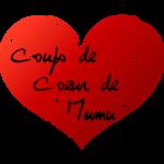Coeur rouge 3
